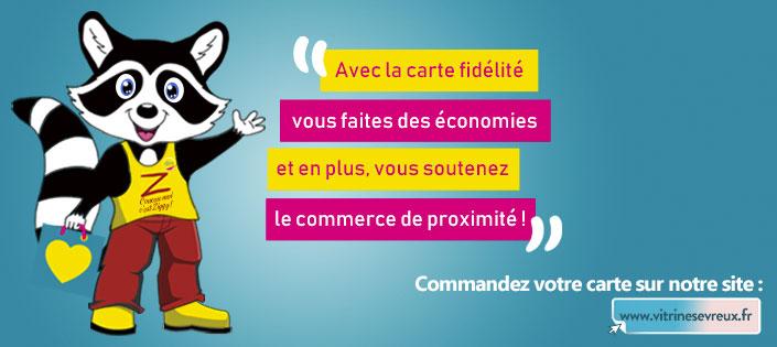 vitrines-evreux-centre-ville-commerce-commercant-union-association-CARTE-FIDELITE